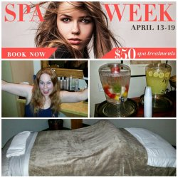 Spa Week, discounted facials, discounted massages, massages, facials