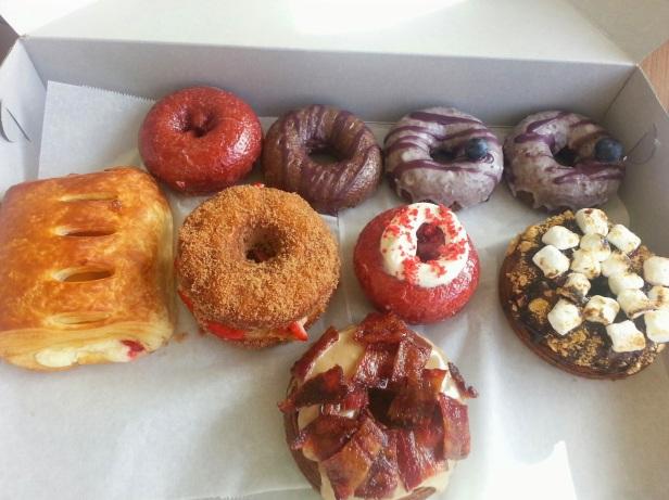Friendly's Doughnuts, Orange, doughnuts in the oc