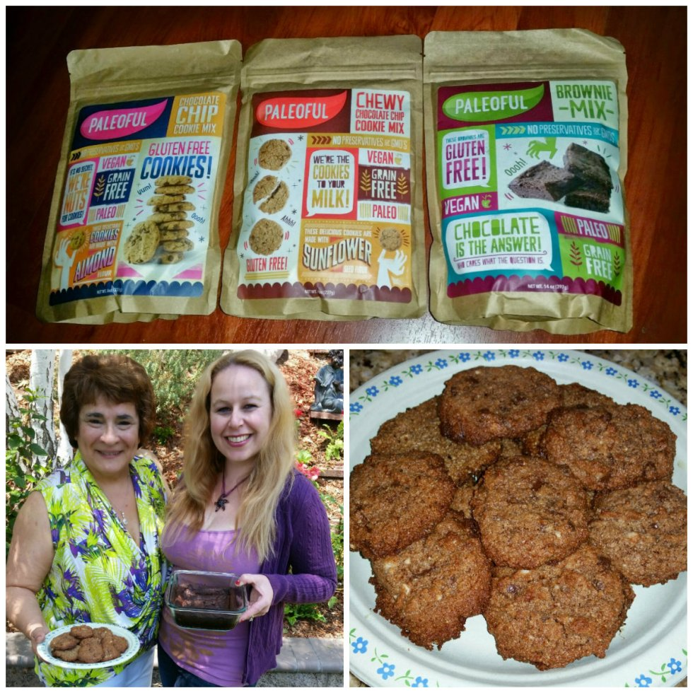 Paleoful Baking Products, gluten free, vegan, non-gmo