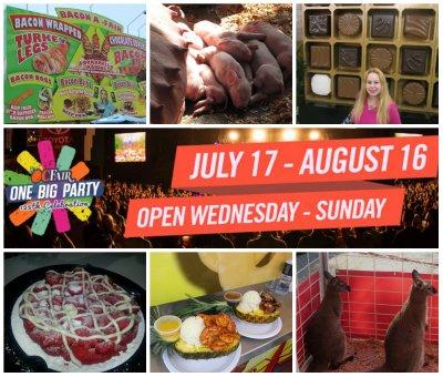 OC Fair, Costa Mesa Fairgrounds, Free tickets, giveaway, orange county