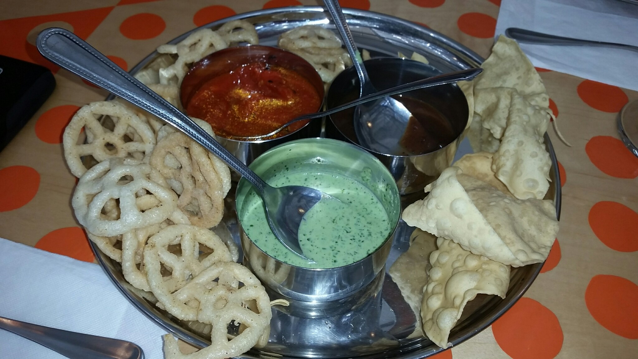 Adya fresh indian cuisine celebrates their one year - Chutneys indian cuisine ...