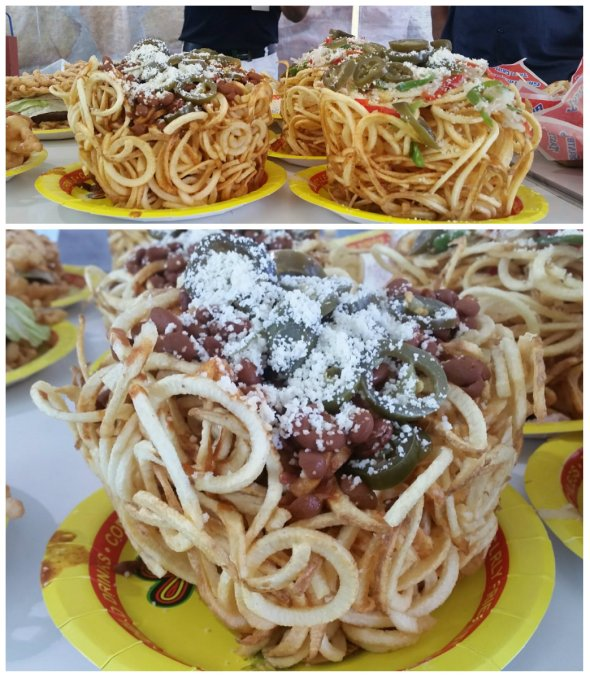 OC Fair Food 2015, oc fair, costa mesa