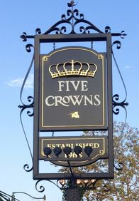 Five Crowns, Corona Del Mar, Summer Menu