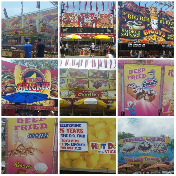 OC Fair Food 2015, oc fair, costa mesa