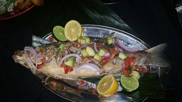 Sol Cocina - Newport Beach - New Baja Seafood Menu
