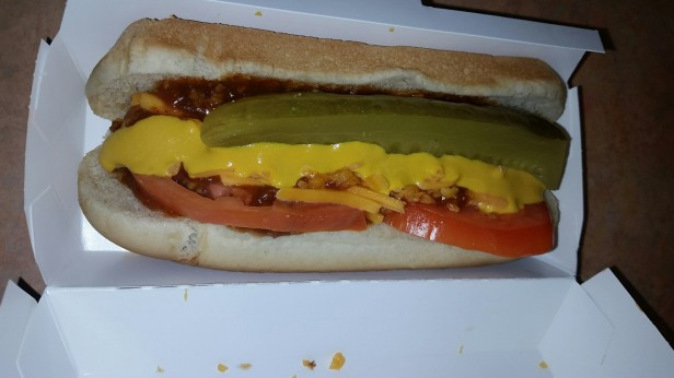 Wienerschnitzel, New Chili Cheese Dogs