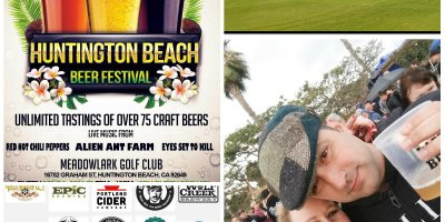 Huntington Beach Beer Festival - Meadowlark Golf Club - August 22