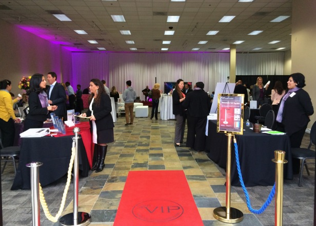 CaterCon 2015, business expo center