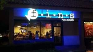 FINS Poke Fusion, Mission Viejo, Poke