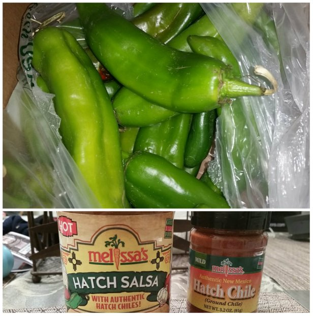 hatch chiles, melissa's produce
