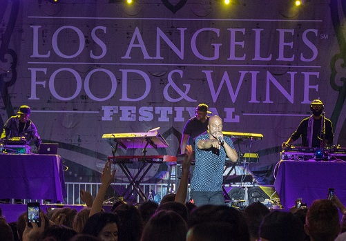 Los Angeles food and wine festival, food and wine, lafw