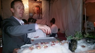 Chef David Hands - Bouchon - Los Angeles Food and Wine Festival
