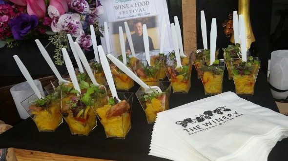 Newport Food and Wine Festival, Media Preview, Newport Beach
