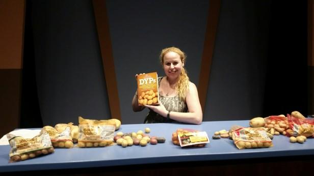 Melissa's Produce, potato, Epcot Food and Wine Festival