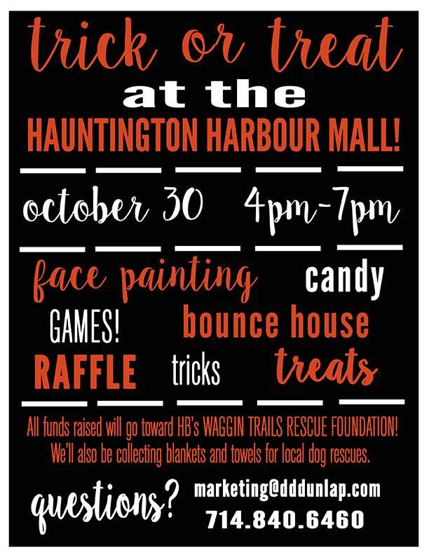 Huntington Beach - Trick or Treat Event 2015