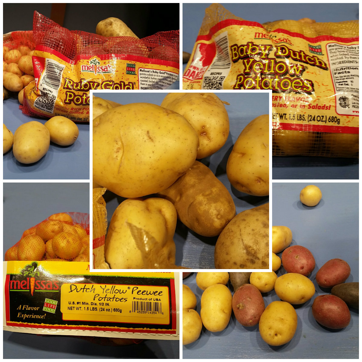 Melissa's Produce Presents Back To Basics With Potatoes At