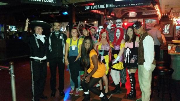 Pierce Street Annex 2014 Halloween