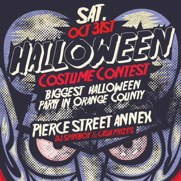 Pierce Street Annex Costume Party 2015