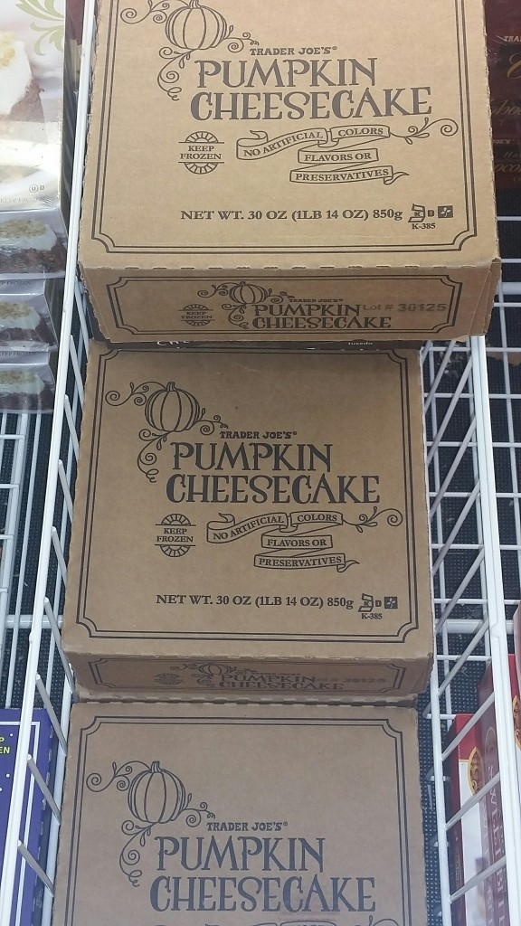 Trader Joe's, pumpkin, holiday shopping