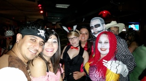 With our friends at the Pierce Street Annex 2014 Halloween