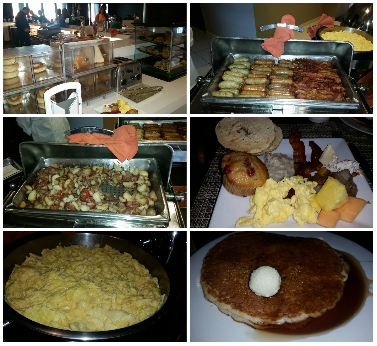 breakfast buffet at share restaurant hyatt palm springs dani s rh danisdecadentdeals com buffet restaurant palm springs seafood buffet in palm springs