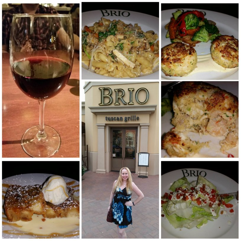 Brio Tuscan Grille, Irvine Spectrum
