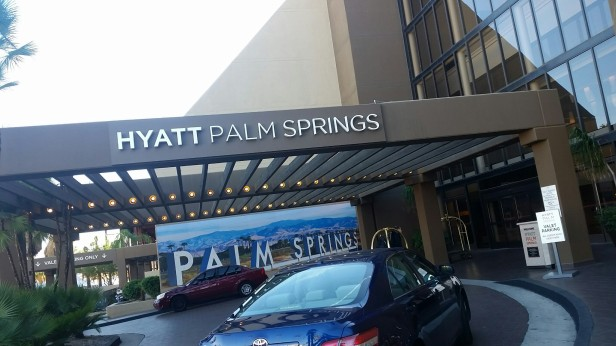 Hyatt Palm Springs, travel, luxury hotel
