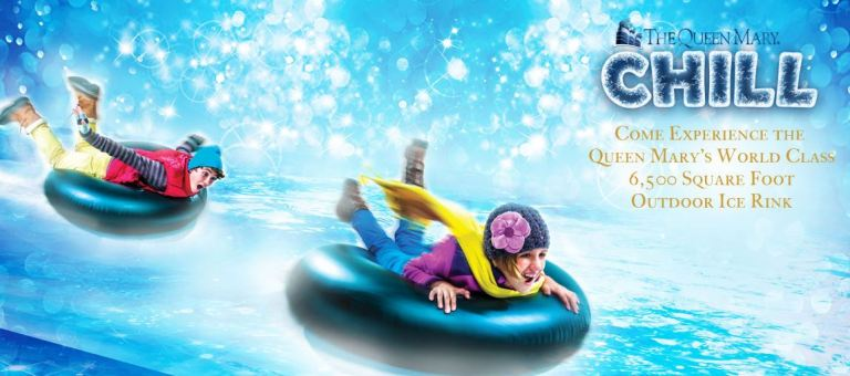 Ice Tubing - Queen Mary CHILL