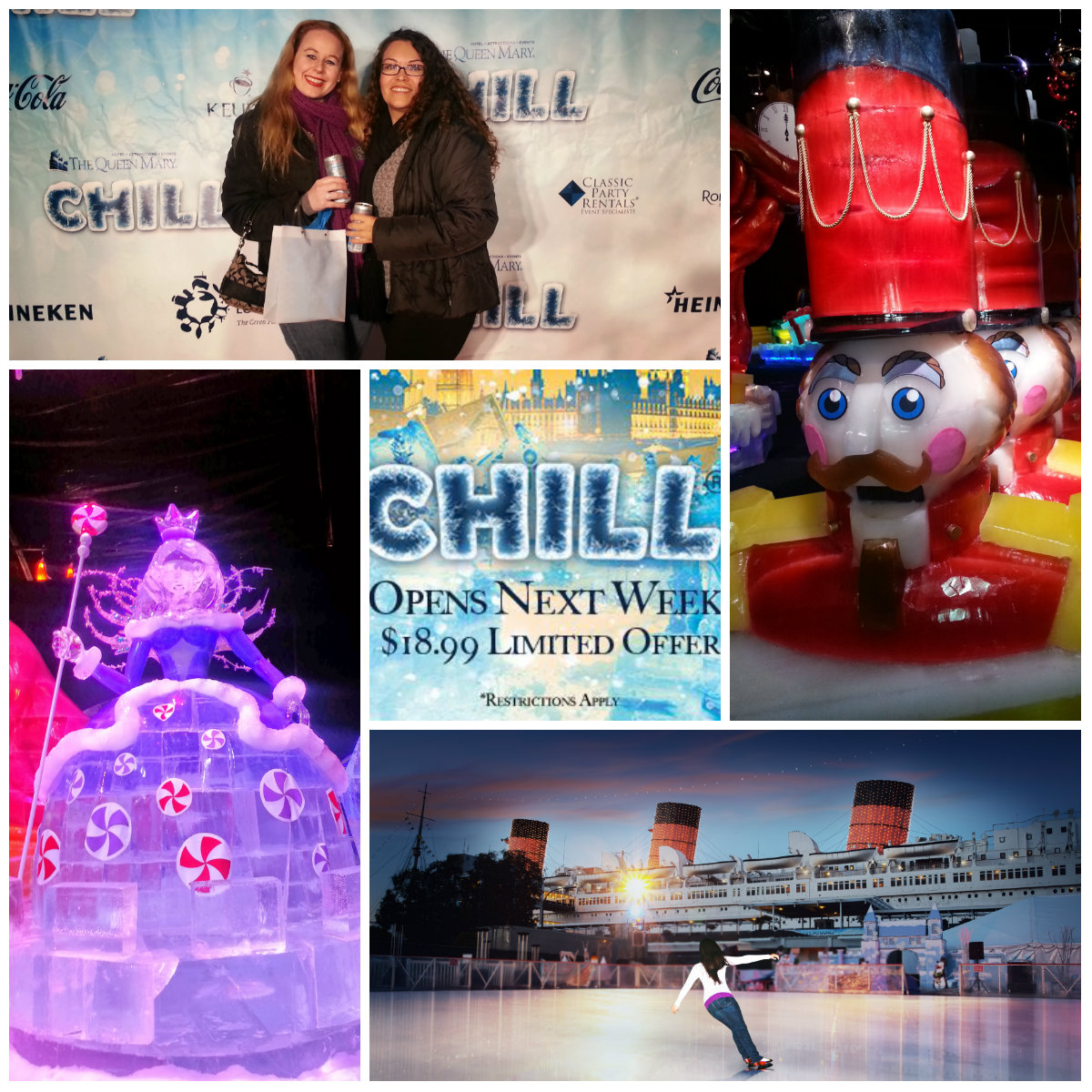 Queen Mary CHILL, discount code, promo code