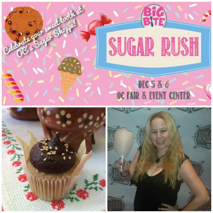 Sugar Rush, OC Fair and events center, costa mesa