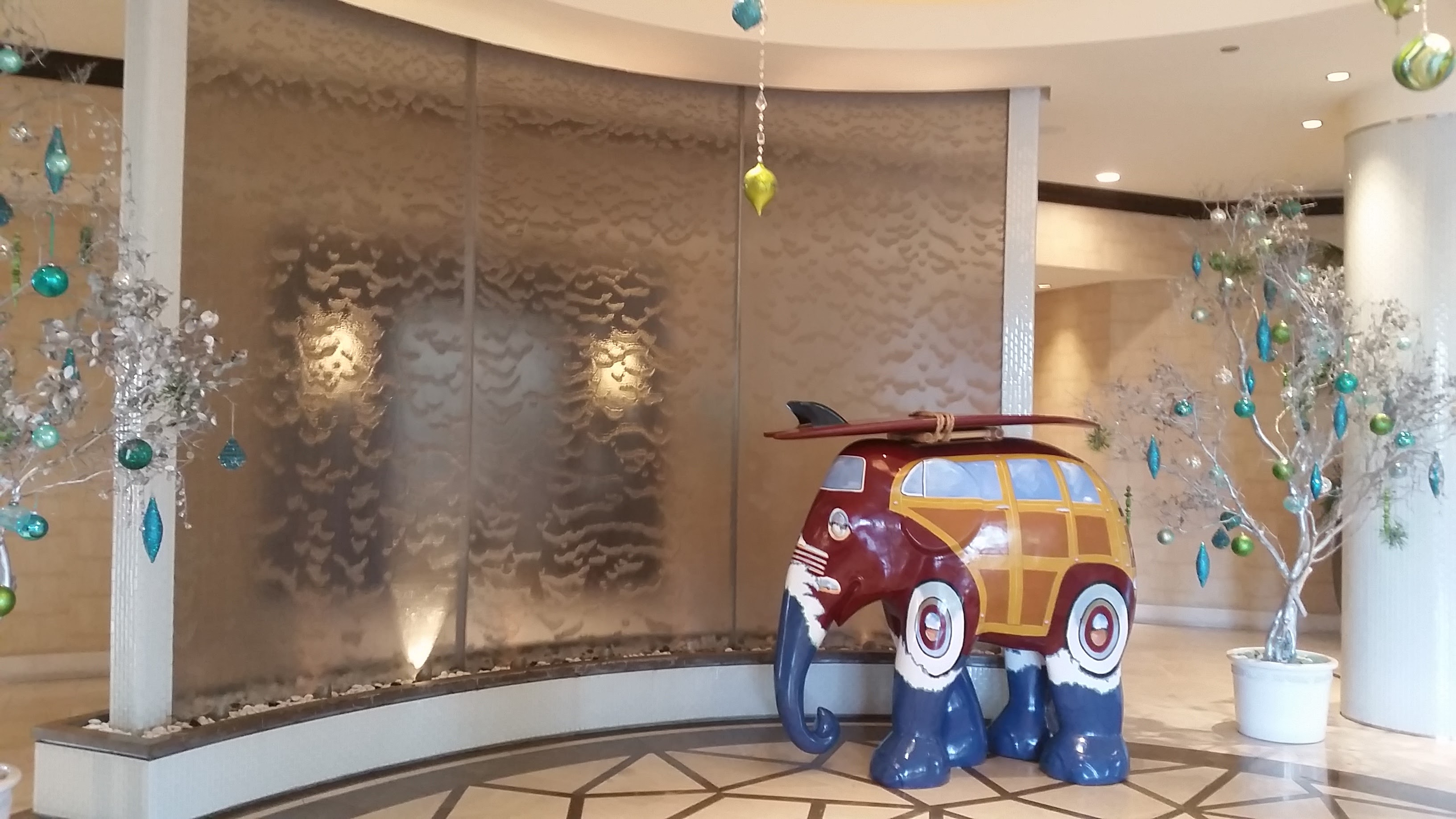 Entrance To Lobby Laguna Cliffs Marriott Resort And Spa Dana