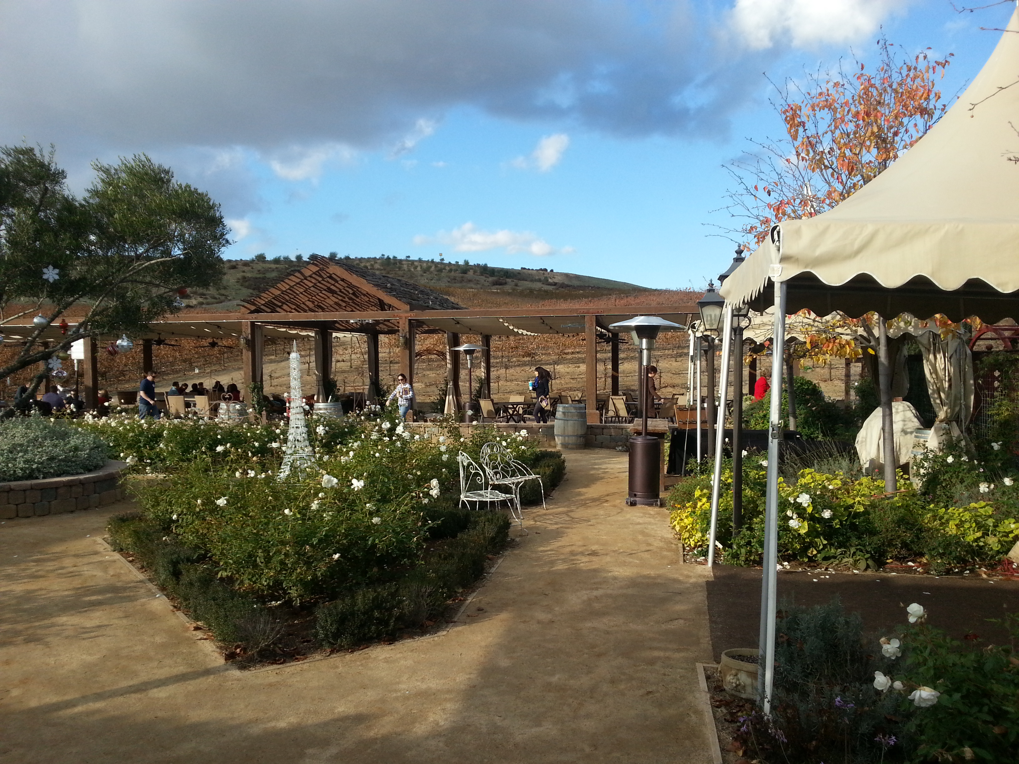 Europa Village Winery Temecula