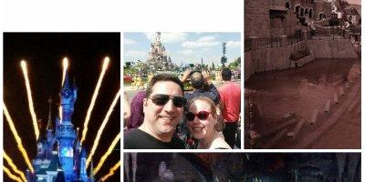 Disneyland Paris, Eurodisney, disneyland