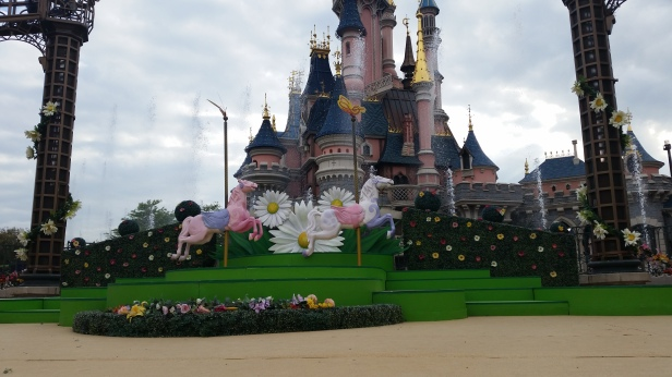 Disneyland Paris, Eurodisney, disneyland