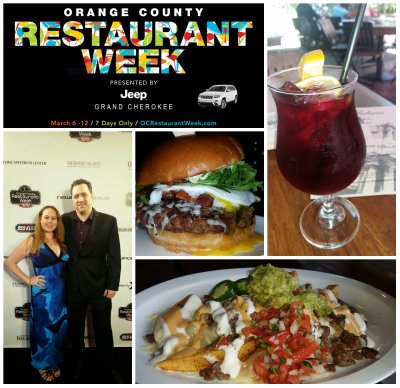 Orange County Restaurant Week 2016, oc, orange county