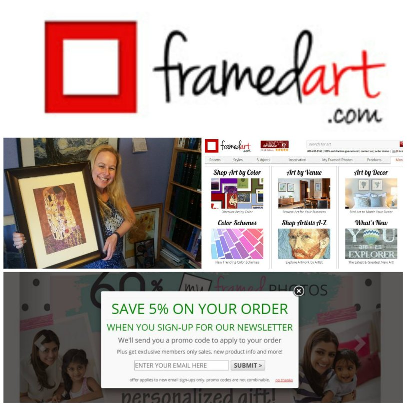 framed art, artwork, home decor, online shopping