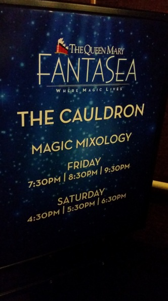 queen mary, fantasea, magic castle, long beach