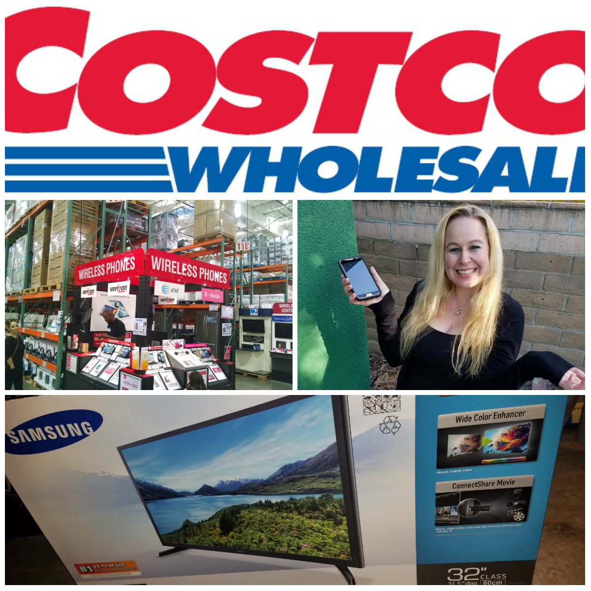 Get The Best Smart Phone Plans And Phone Deals At Costco Dani S Decadent Deals