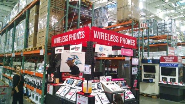 Costco Wireless Phone Program, Cell phone deals