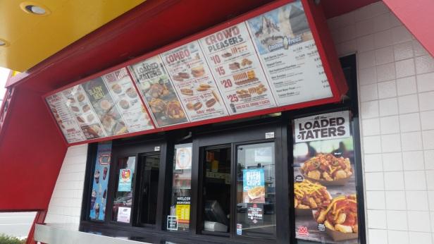 wienerschnitzel, loaded taters, pastrami, new menu items