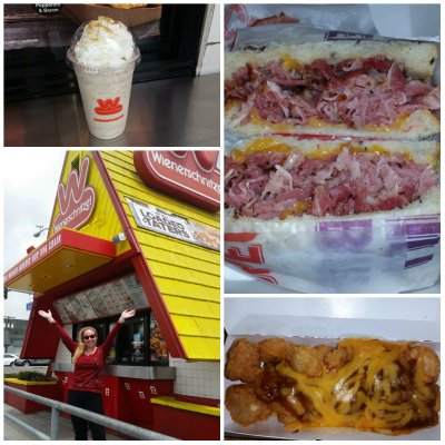 wienerschnitzel, loaded taters, pastrami, new menu items