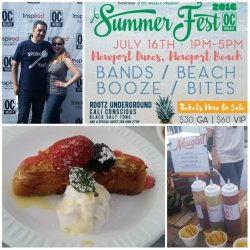 Summer Fest, OC Weekly, Newport Dunes, Events