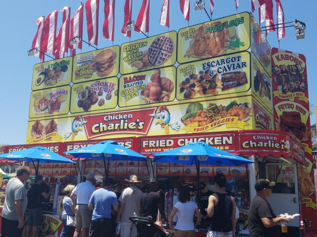 oc fair, new food items, foodies