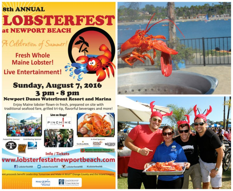 lobsterfest, newport dunes, newport beach
