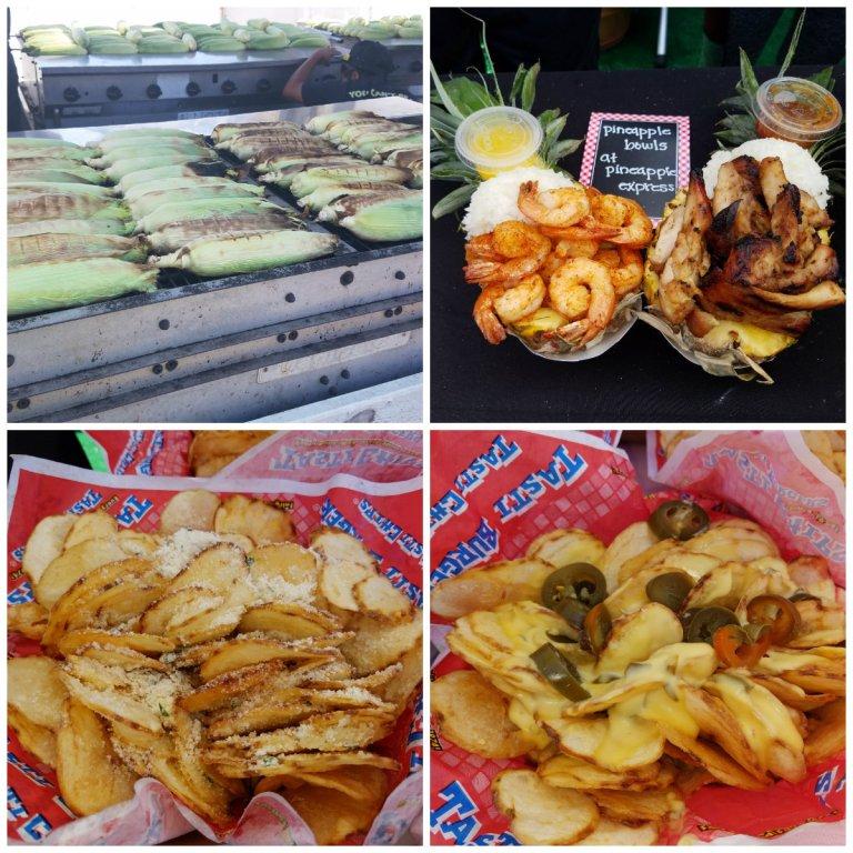 oc fair, new food items, foodies
