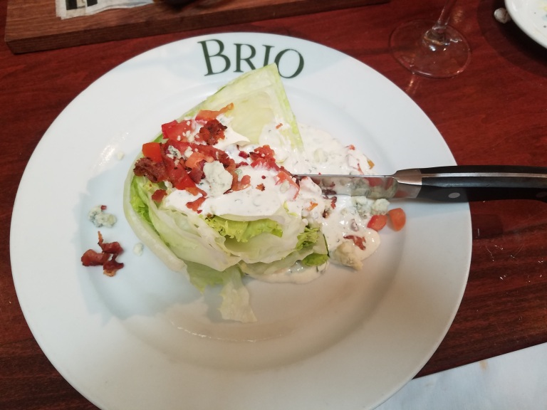 brio tuscan grill, italian food, irvine spectrum, new menu