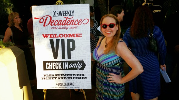 OC Weekly Decadence, events, costa mesa hilton
