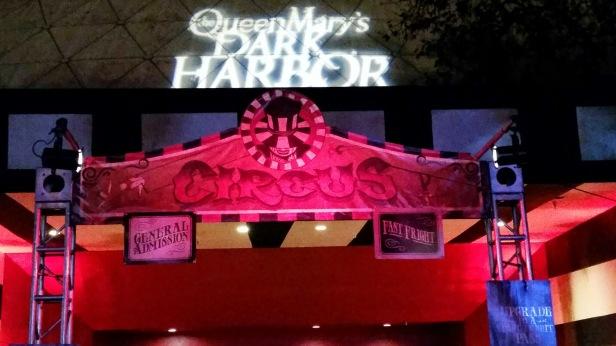 queen mary, dark harbor, 2016, long beach