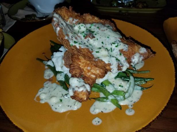 Buttermilk Fried Chicken - Jimmy's Famous American Tavern Brea