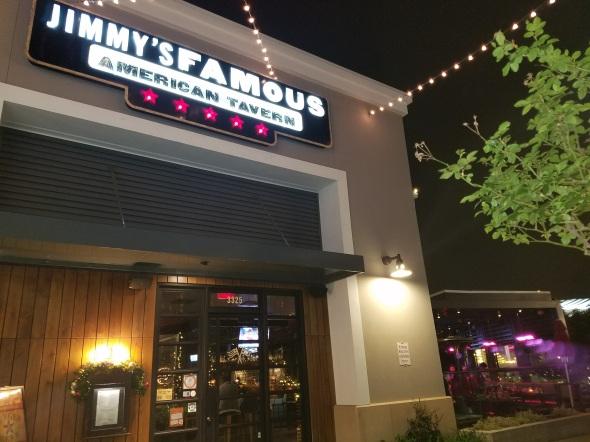 Jimmy's Famous American Tavern - Brea